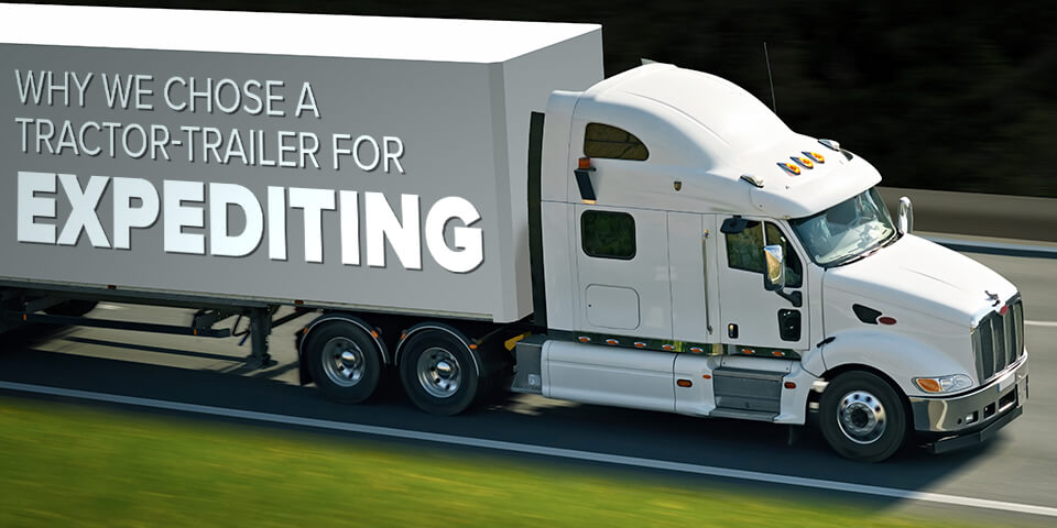Trailer Expediting